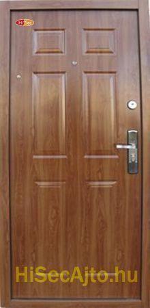 Aranytölgy HiSec biztonsági ajtó bérházba